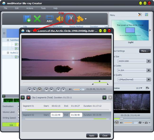 Convert Videos to DVD