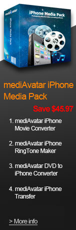 iPhone Media Pack