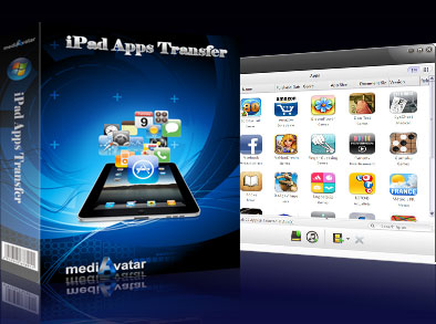 iPad Apps Transfer