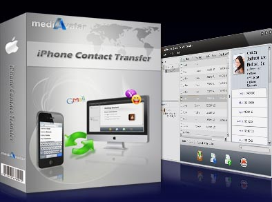 iPhone Contact Transfer for Mac
